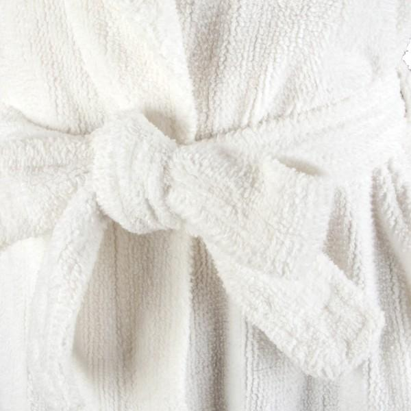 Cotton Chenille Robe